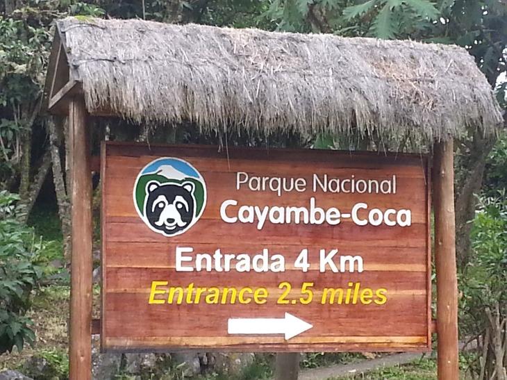 에콰도르 :: 테르마스 온천