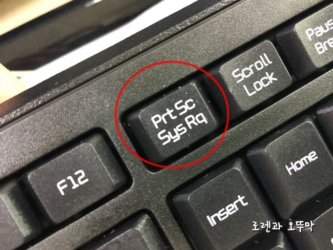 알캡처! 버튼 하나로 편하게 캡처하는 방법5