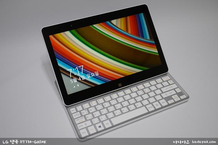 컨버터블PC LG탭북
