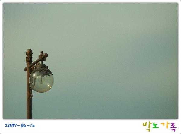 마두 도서관 - 2007/04/14