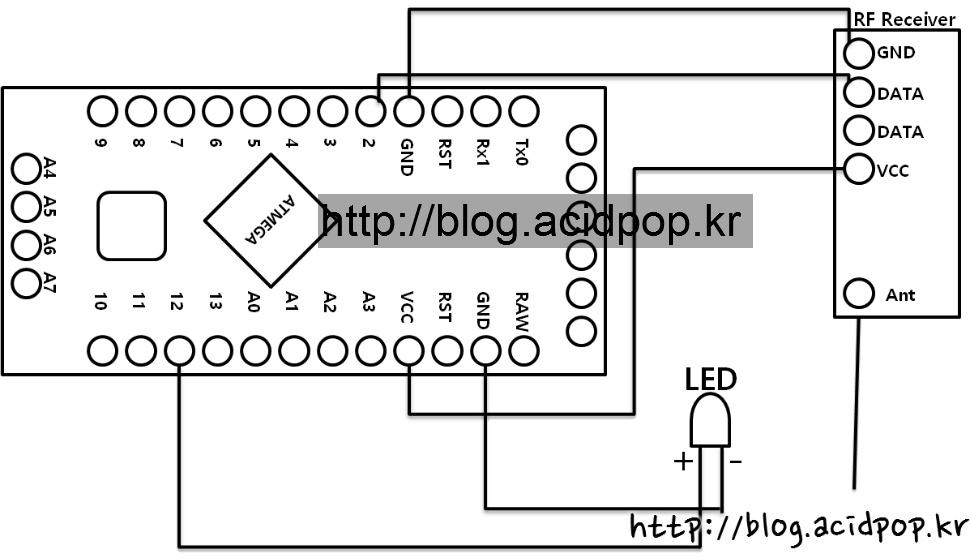 raspberry pi  uc640 arduino pro mini
