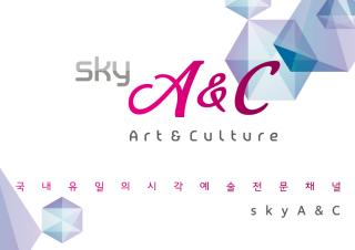 국내 유일의 시각 예술 전문채널 sky A&C