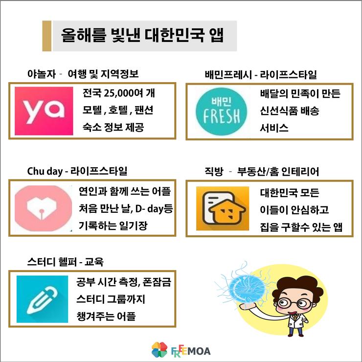 대한민국 앱