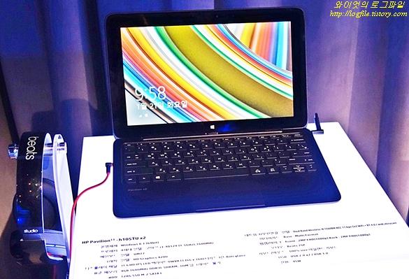 HP Pavilion11 X2