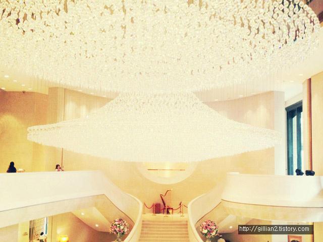 하버그랜드 홍콩 호텔 로비