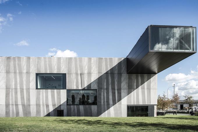 *벨기에 콘크리트 회사의 스마트한 건축-[ Govaert & Vanhoutte Architects ] Enjoy Concrete HQ