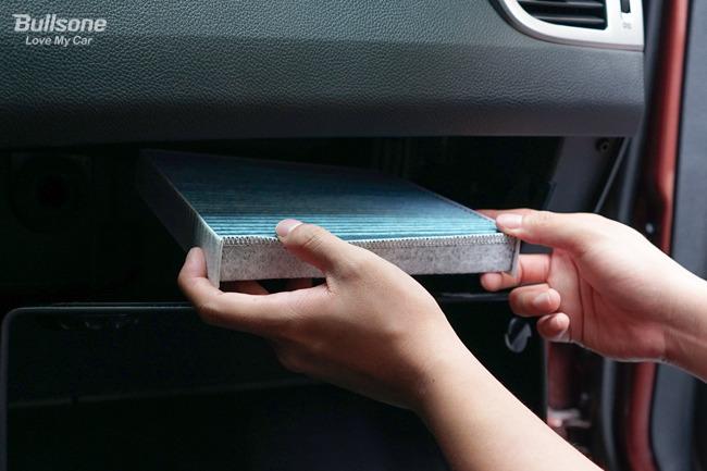 차량용청소기로 꼼꼼하게 실내세차 후 방향제로 향긋하게 - 프렌즈에디션