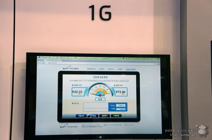 WIS, 2014, 벡스코, KT, 부스, 기가, 인터넷, giga, internet, 속도