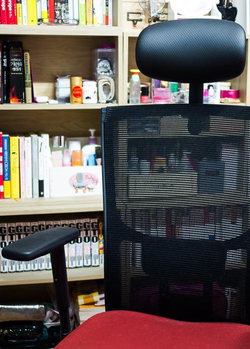 [내 방 인테리어] 새 책상과 새 의자~ 소프시스 1680 책상, 퍼시스 ITIS2 의자