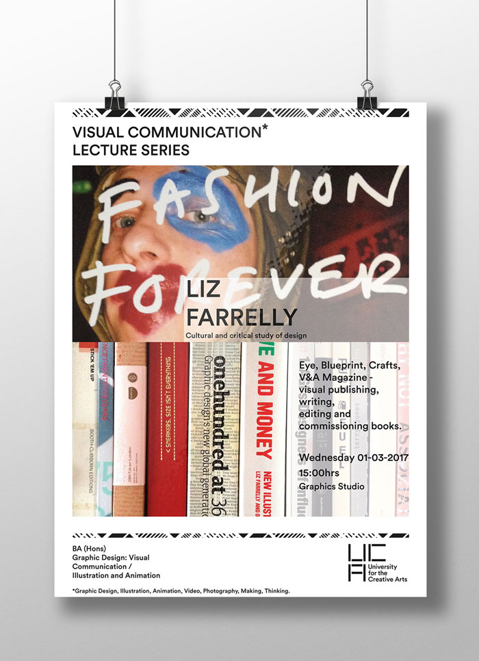 Visual Communication Lecture Posters