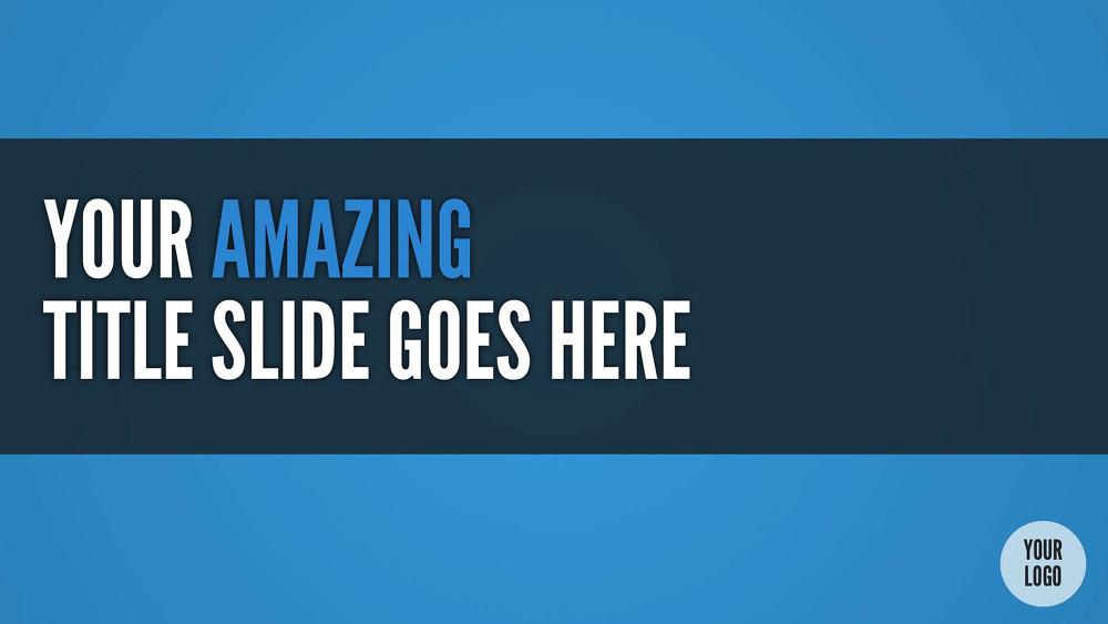 29 가지 무료 파워포인트(PPT) 타이틀 템플릿 - 29 Free PowerPoint Title Slide Templates