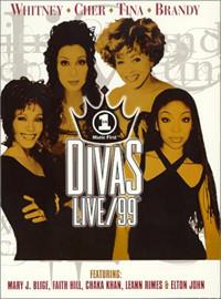 Divas Live 99 프로모션 포스터