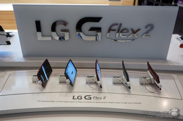 LG, MWC, 참관기, 부스, 분위기, 지플렉스2, G플렉스2