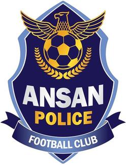 Ansan Police FC emblem(crest)