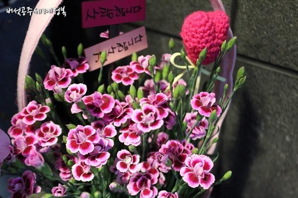 강남역 꽃집, 김미경 플라워에서 카네이션 꽃다발 준비! 어버이날 카네이션, 스승의날 카네이션 화분 추천