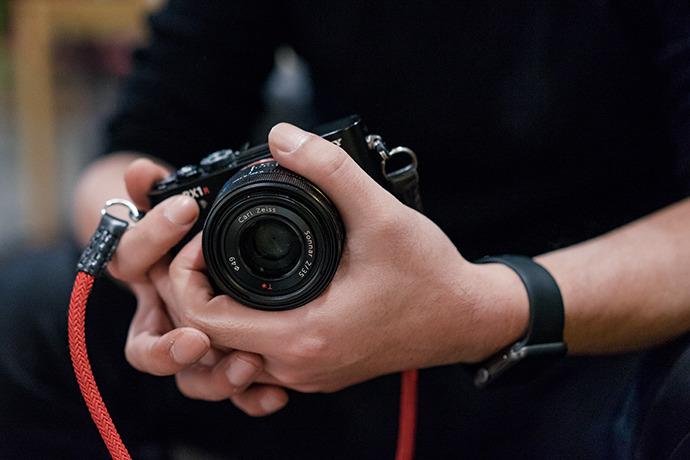 """[RX1R II 프로 사진 작가 인터뷰] 이명호 작가 편 """"내 손 안의 괴물, RX1R II"""""""