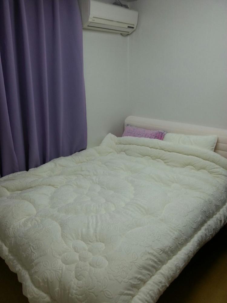 침실 인테리어 커튼