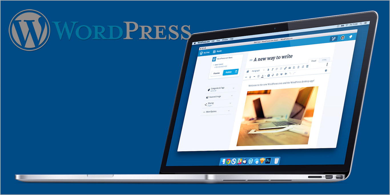 워드프레스(WordPress), 맥에서 블로그 관리할 수 있는 무료 클라이언트 공개