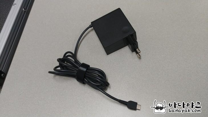 45W 레노버 USB Type-C 고출력 어댑터
