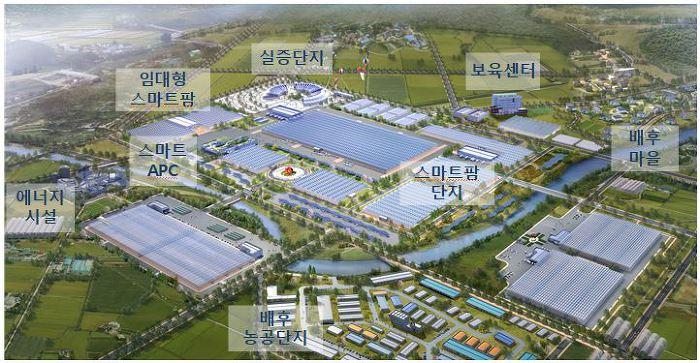 스마트팜 혁신밸리 조성