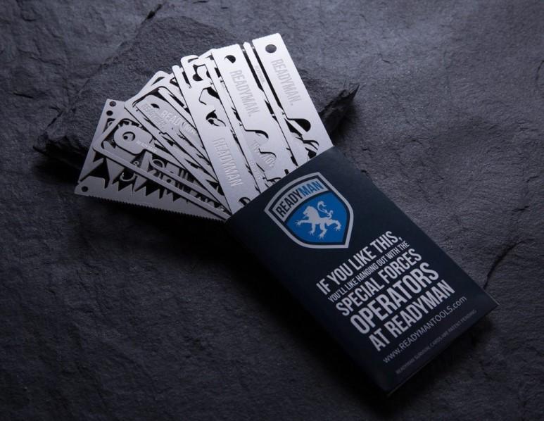 지진으로 아이디어 상품으로 떠오르는 생존카드
