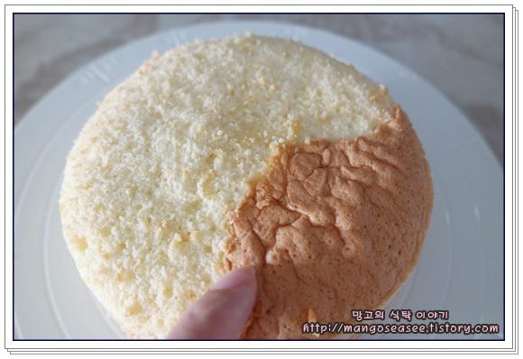 케이크의 시트가 되는 스펀지케이크 실패없이 만드는법