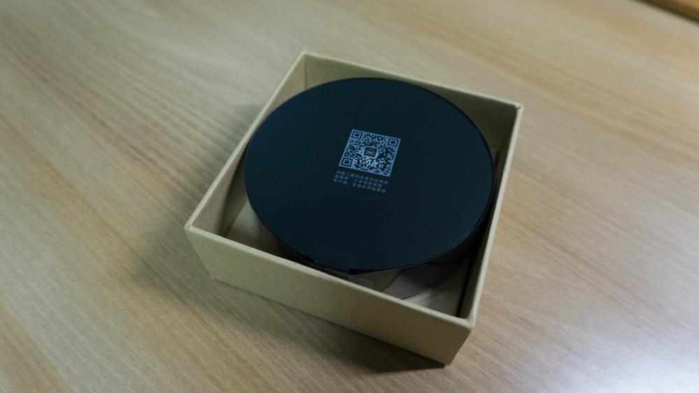 샤오미 만능 리모컨 패키지 오픈
