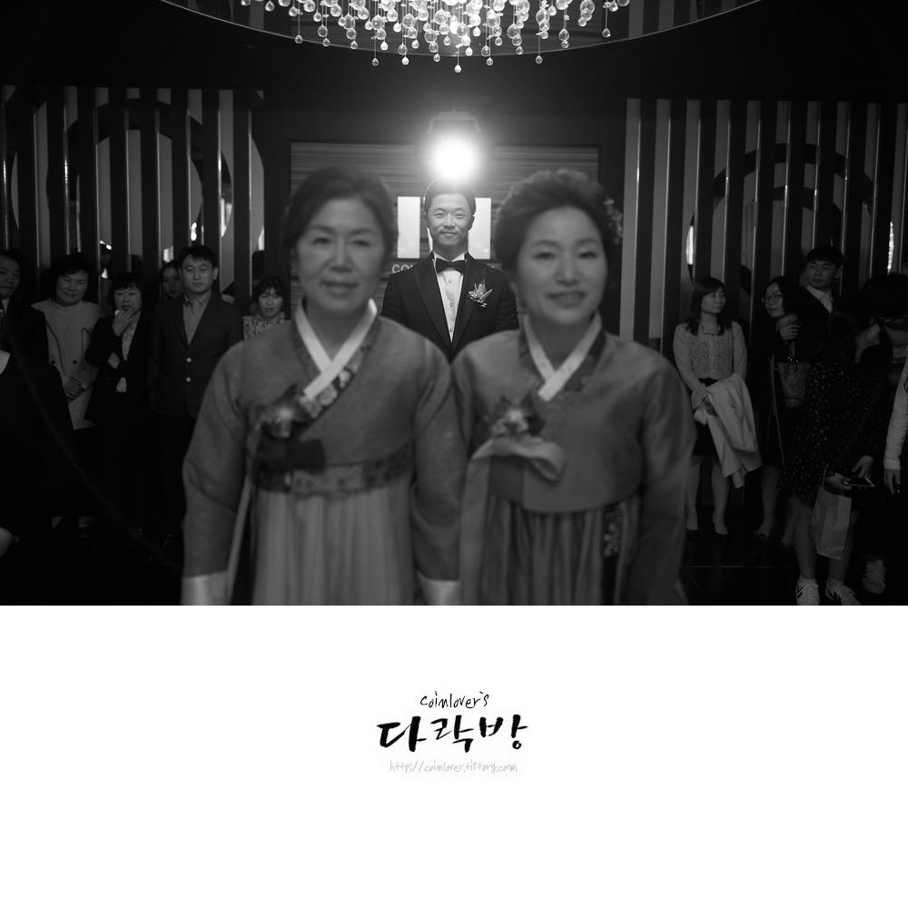 채성준 현승민의 결혼을 축하하며 - 사천엠컨벤션웨딩홀에서