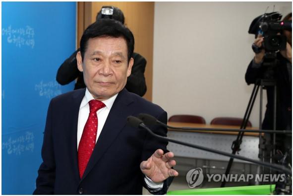 윤장현광주시장인터뷰모습