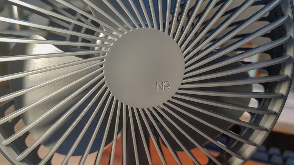 오난 루메나 N9-FAN STAND 서큘레이터형 선풍기 본체 전면