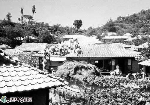 경남지역 주거변천사 - 9 / 새마을운동의 농촌주택개량사업