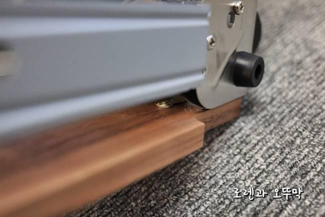 휴대용 가스 버너 '코베아 큐브 우드웨어' 조립기12