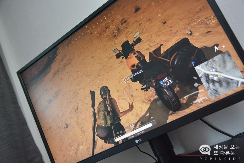 이제는 240hz다! LG 게이밍 모니터 27GK750F로 게임을 제대로 즐기다!