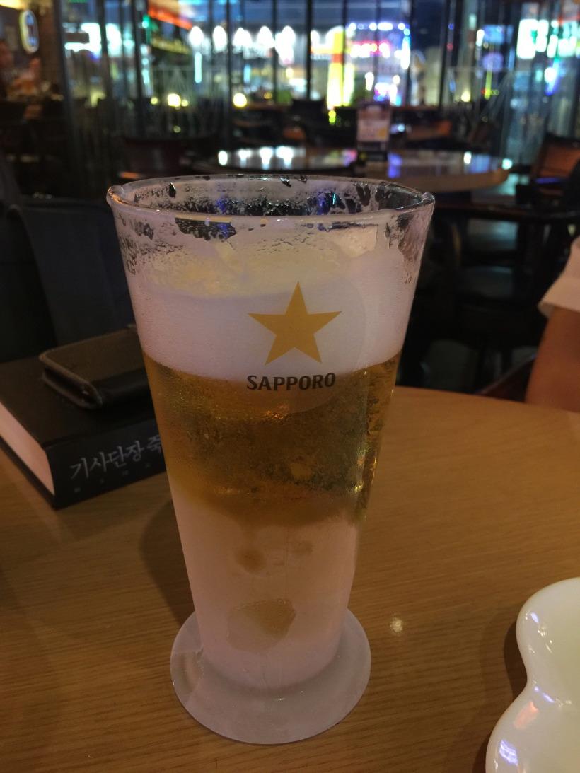 700비어 삿포로 맥주