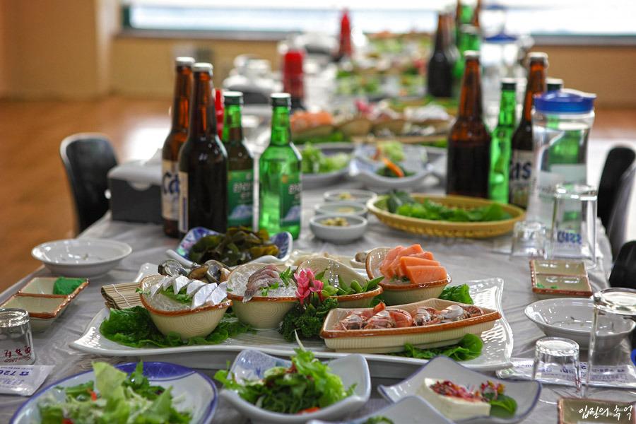 한국의 생선회 문화가 일본보다 뛰어난 이유