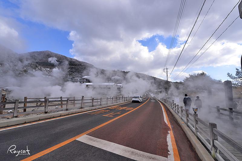 나가사키 운젠 지옥온천은 꼭 가야해