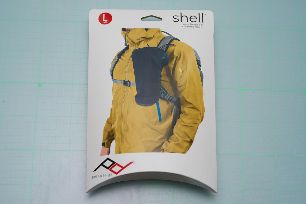 픽디자인 쉘 카메라 커버 Peakdesign Shell Weatherproof Camera Cover