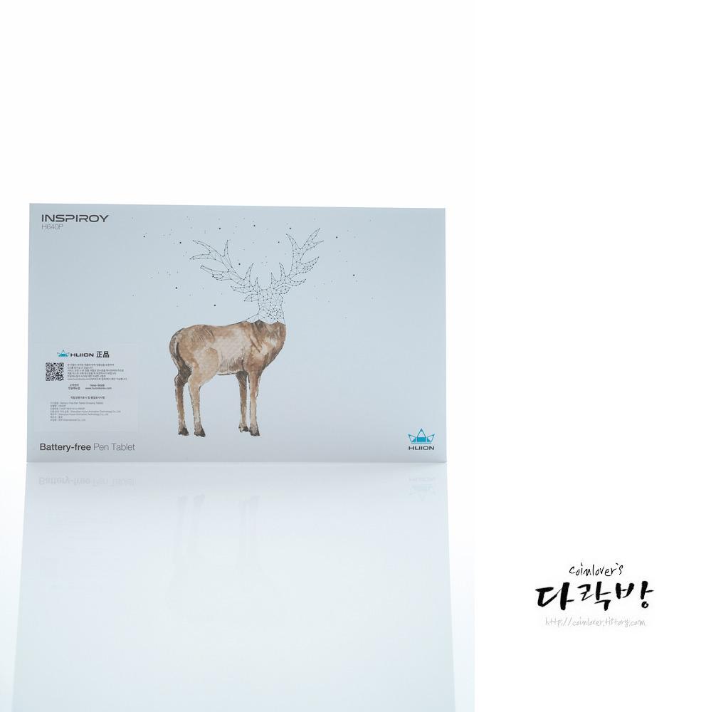 타블렛 구입 - HUION H640P 휴이온 타블렛 - 가성비의 끝판왕 타블렛 개봉기