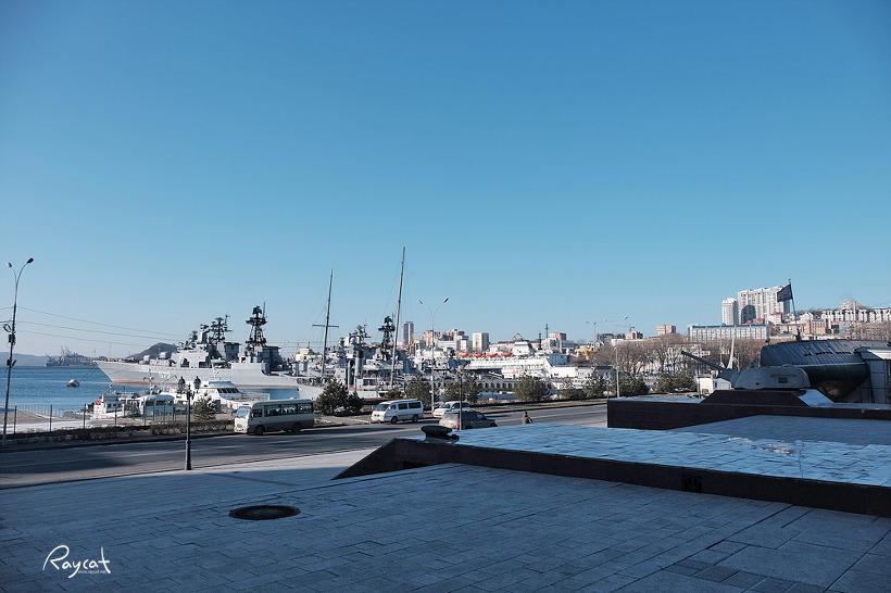 잠수함이 박물관으로 블라디보스톡 해군 잠수함 박물관