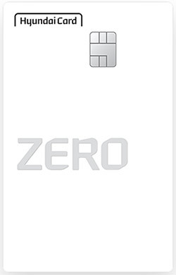 현대카드ZERO 포인트형