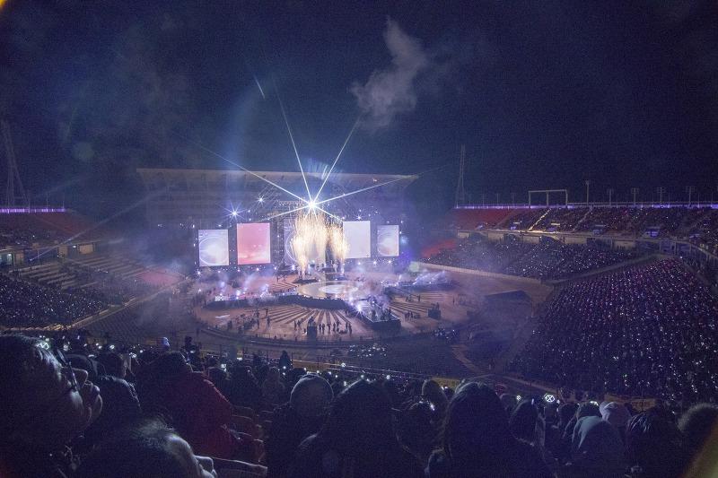 드림 콘서트 in 평창 올림픽 스타디움 2 - 올림픽 스타디움