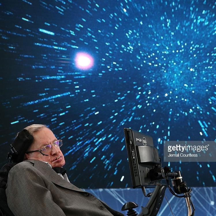 '내기'에선 번번이 졌던 천재 물리학자 스티븐 호킹