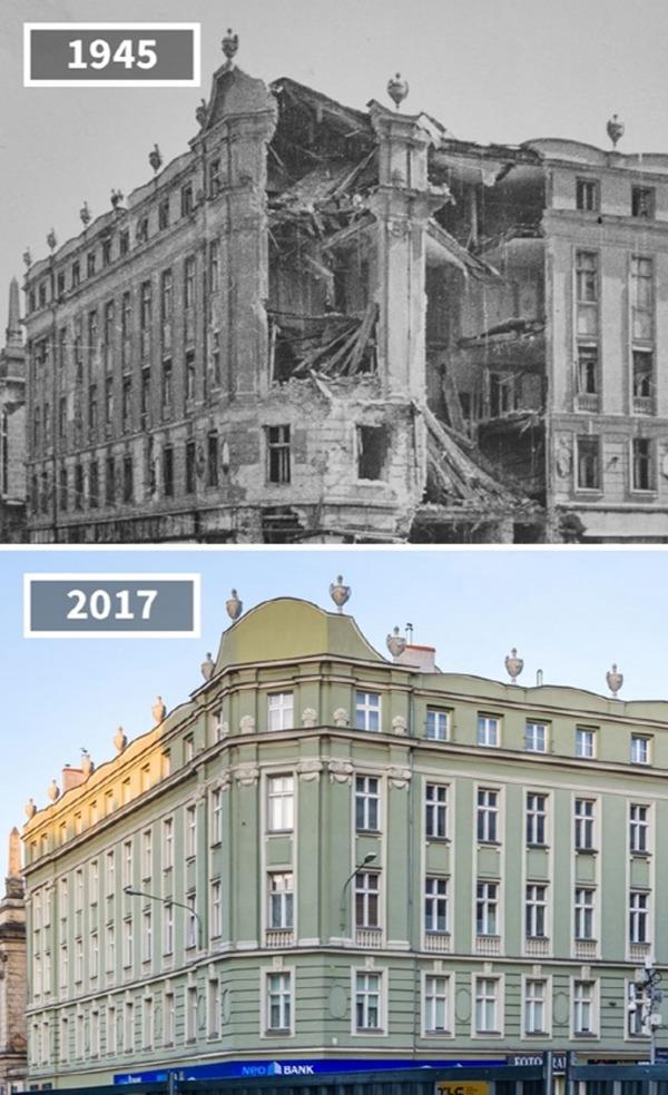 폴란드, 포즈난, 1945~2017