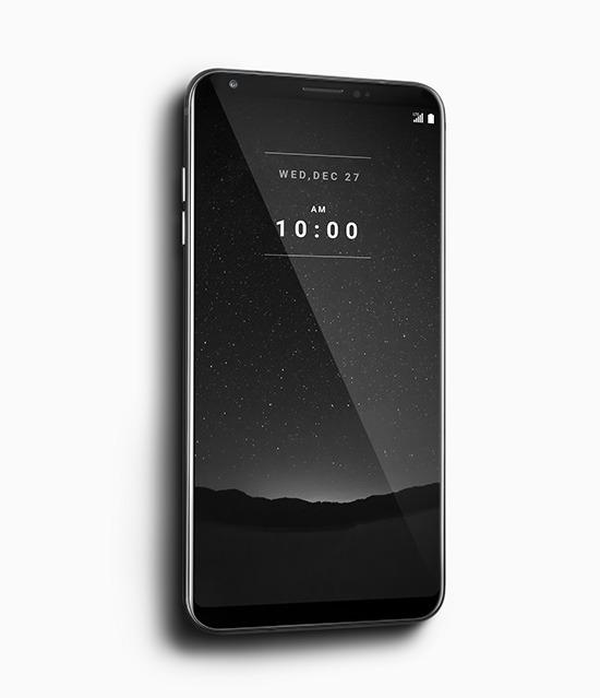 단 300대만 초프리미엄 스마트폰 LG 시그니처 에디션