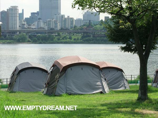 한강몽땅 여름축제 - 한강공원에서 가볍게 피서를 즐겨보자