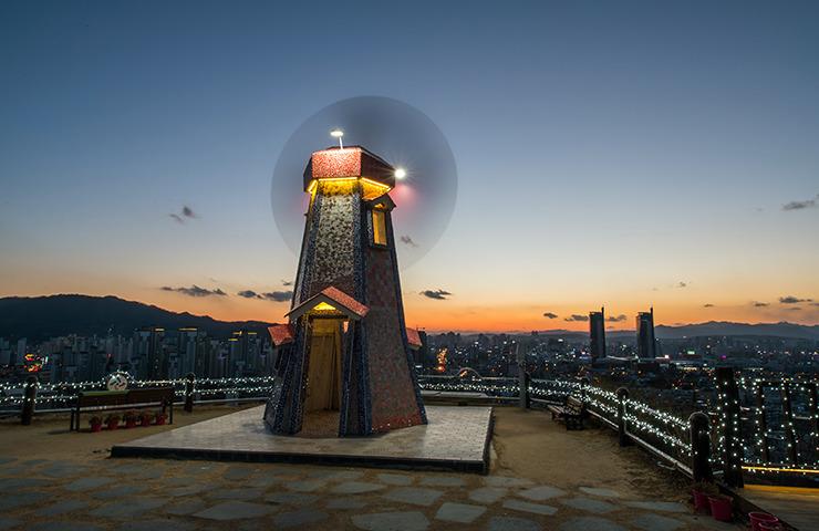 대전데이트명소 대동하늘공원