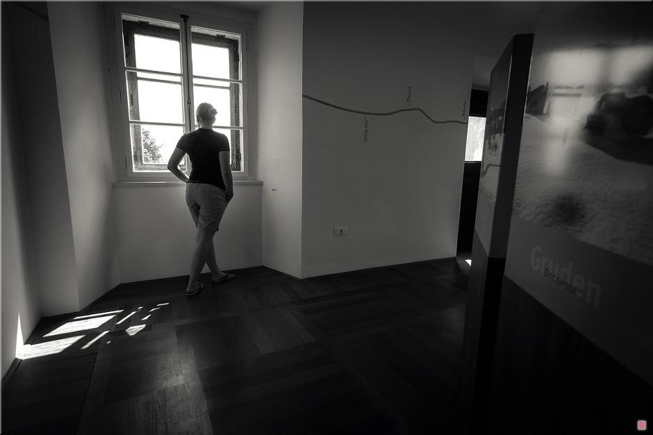 [슬로베니아] 블레드 성에서...